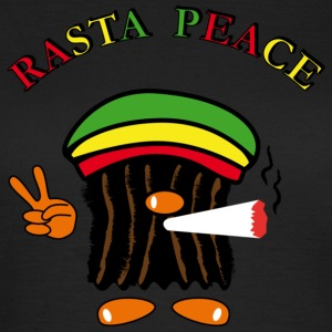Rasta Peace T-Shirts - Frauen T-Shirt