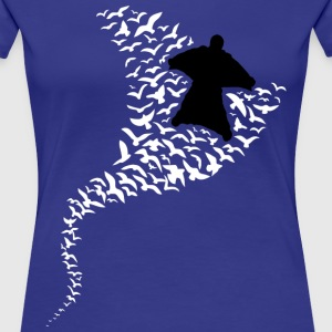 Fly Like The Birds T-Shirts - Women's Premium T-Shirt