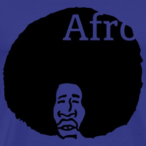 Afro, nothing else! T-Shirts - Men's Premium T-Shirt