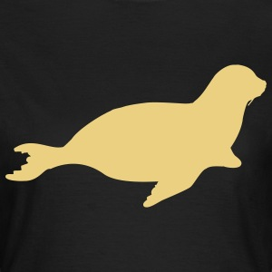 seal animal T-Shirts - Women's T-Shirt