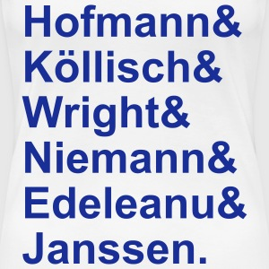 best of drogen chemiker chemists T-Shirts - Frauen Premium T-Shirt
