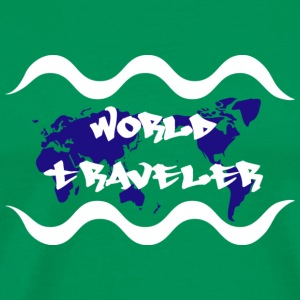 World Traveler T-Shirts - Men's Premium T-Shirt