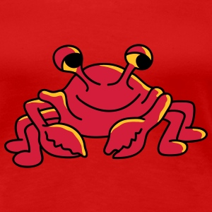 Small crab T-Shirts - Women's Premium T-Shirt