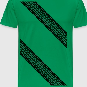 Tire Profile 1 - Men's Premium T-Shirt