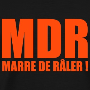 mdr T-shirts - T-shirt Premium Homme