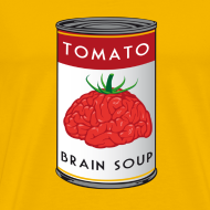 Design ~ Tomato Brain Soup