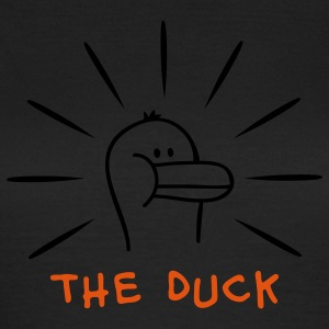 The Duck T-shirts - Vrouwen T-shirt