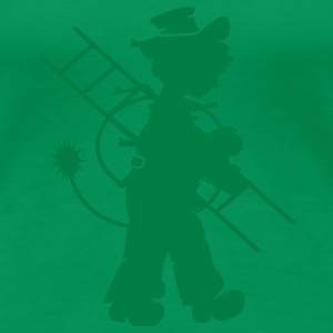 chimney sweep T-Shirts - Women's Premium T-Shirt
