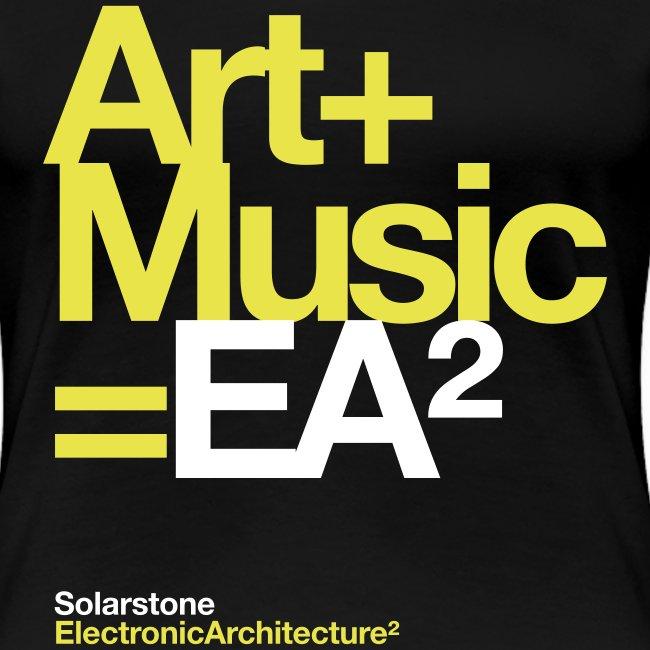 EA2 'Art + Music' Tshirt [Female]