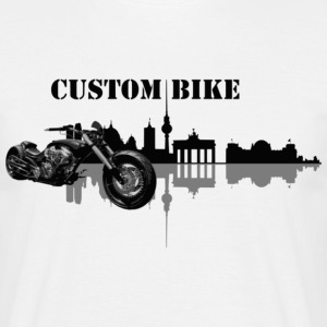custom bike berlin  - Männer T-Shirt