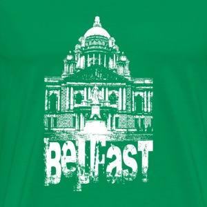 Belfast Hall T-Shirts - Men's Premium T-Shirt