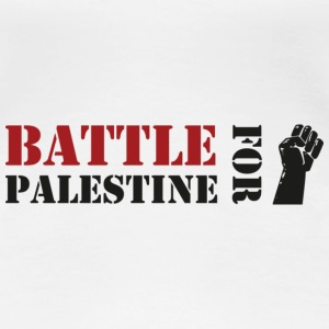 Battle For Palestine T-shirts - T-shirt Premium Femme