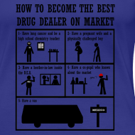 Diseño ~ Breaking Bad - how to become the best drug dealer on market