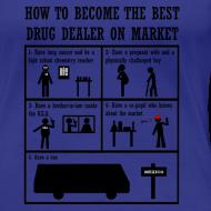 Diseño ~ Breaking Bad - how to become the best drug dealer on market
