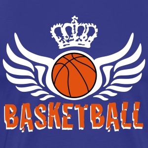 basketball_c_3c T-Shirts - Men's Premium T-Shirt