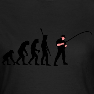 evolution_angler_a_2c T-shirts - Vrouwen T-shirt