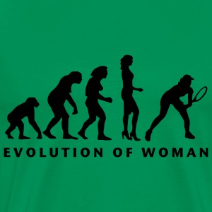 evolution_female_tennis_b_1c Camisetas - Camiseta premium hombre