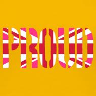 Design ~ Gay Proud Britain Flag, Pink British Flag, Pink Union Jack, UK Flag