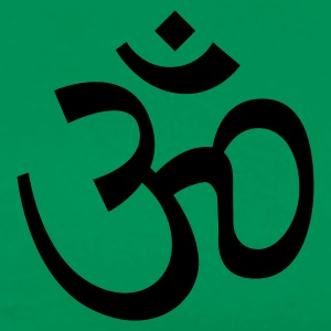 OM symbol - sign - Buddhism - Men's Premium T-Shirt