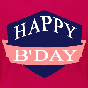 Happy Birthday T-shirt  - Women's Premium T-Shirt