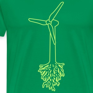 Think Green T-shirts - T-shirt Premium Homme