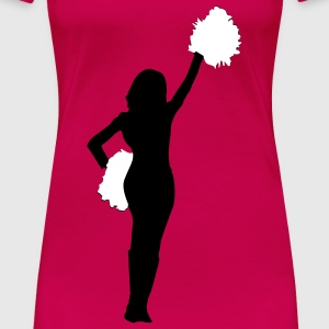 Cheerleader T-Shirts - Women's Premium T-Shirt