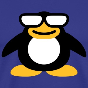 very_cool_penguin_3c T-skjorter - Premium T-skjorte for menn