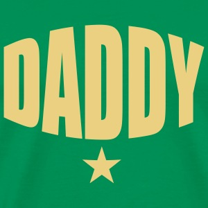 1 time DADDY T-Shirt BO - Men's Premium T-Shirt