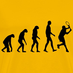 Evolution Tennis T-Shirts - Men's Premium T-Shirt
