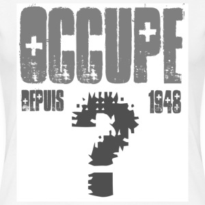 T-shirt Occupation - T-shirt Premium Femme