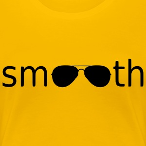 Smooth Aviators Ladies Pink - Women's Premium T-Shirt