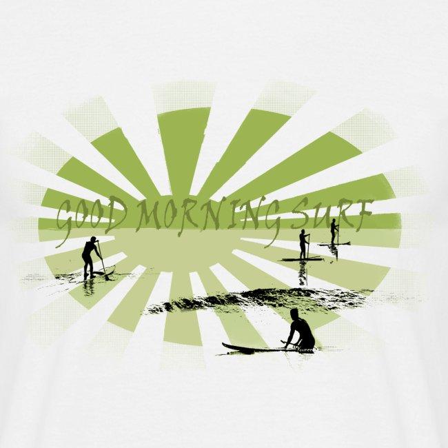 Good morning surf paddle - Vert