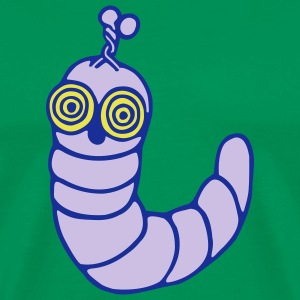 Crazy caterpillar 3 T-Shirts - Men's Premium T-Shirt