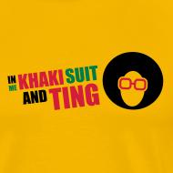 Design ~ Khaki Suit & Ting