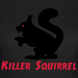 Killer Squirrel T-shirts - T-shirt Femme