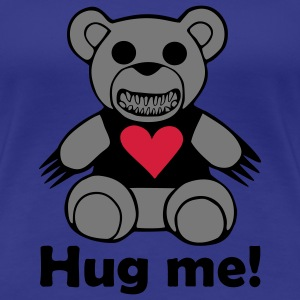 hug the teddy T-Shirts - Frauen Premium T-Shirt