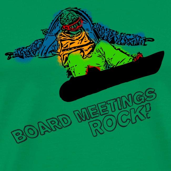 Board Meetings Rock