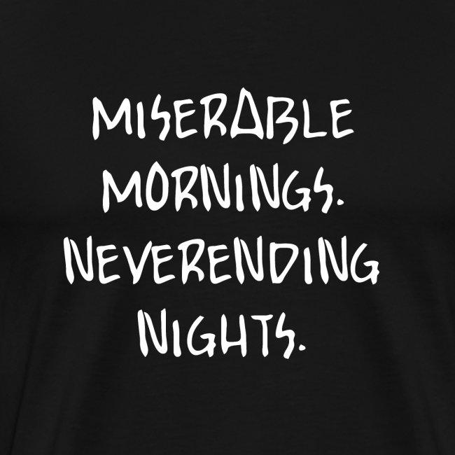 Miserable Mornings - Boy