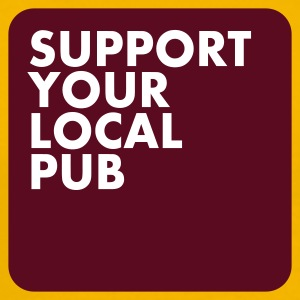 Support Your Local Pub T-Shirts - Men's Premium T-Shirt