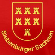 Motiv ~ Wappen der Siebenbürger Sachsen - Transylvania, Erdely, Ardeal, Transilvania