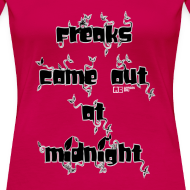 Motiv ~ Freaks come out ... - Girl