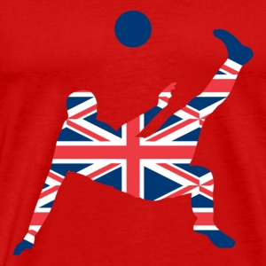 United Kingdom soccer - T-shirt Premium Homme
