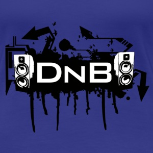Drum And Bass T-Shirts - Frauen Premium T-Shirt