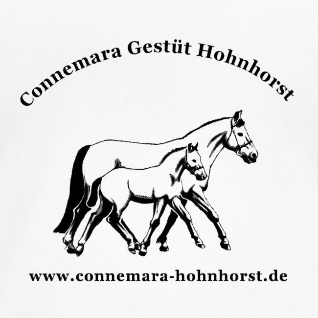 Damen Girlie Shirt Gestüt Hohnhorst