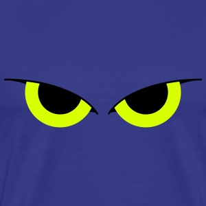 The eyes of the owl T-Shirts - Men's Premium T-Shirt