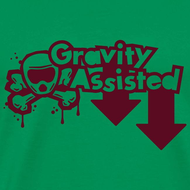 Wheel Dog Gravity Assisted t-shirt