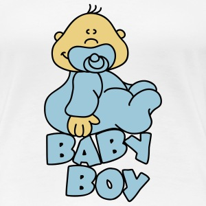 Baby Boy T-Shirts - Frauen Premium T-Shirt
