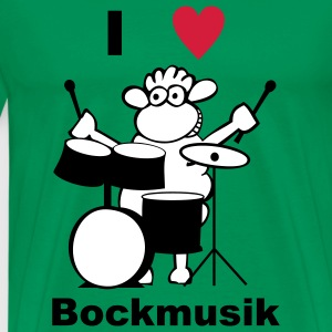 Rock music T-Shirts - Men's Premium T-Shirt