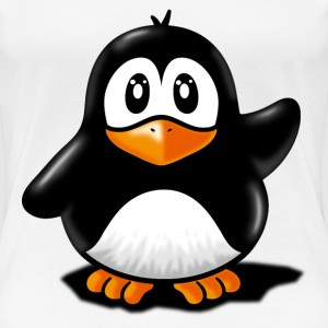 Pinguin - Frauen Premium T-Shirt