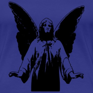 angel_06 T-Shirts - Premium T-skjorte for kvinner